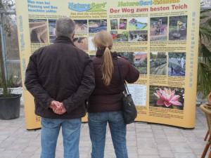 NaturaGart  Teichmesse