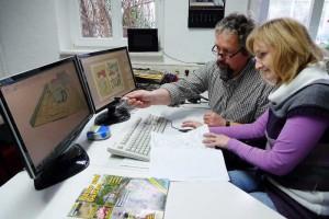 Teichplanung bei NaturaGart: Mit der Planungshilfe bekommen Teichbauer viele Ideen für ihr Projekt