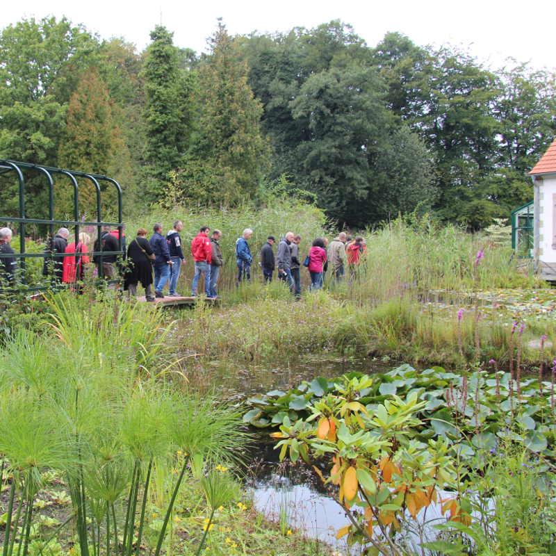 Teich seminar naturagart aktuell for Teichideen gartenteich