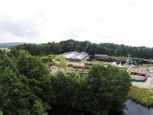 Der Park bietet mehrere Veranstaltungsräume für jeden Anlass.