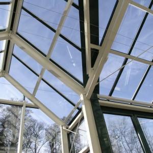 Wintergärten Bau-Konzept